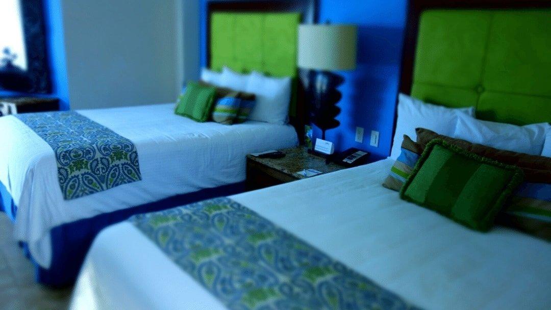 hotel beds in La Paz