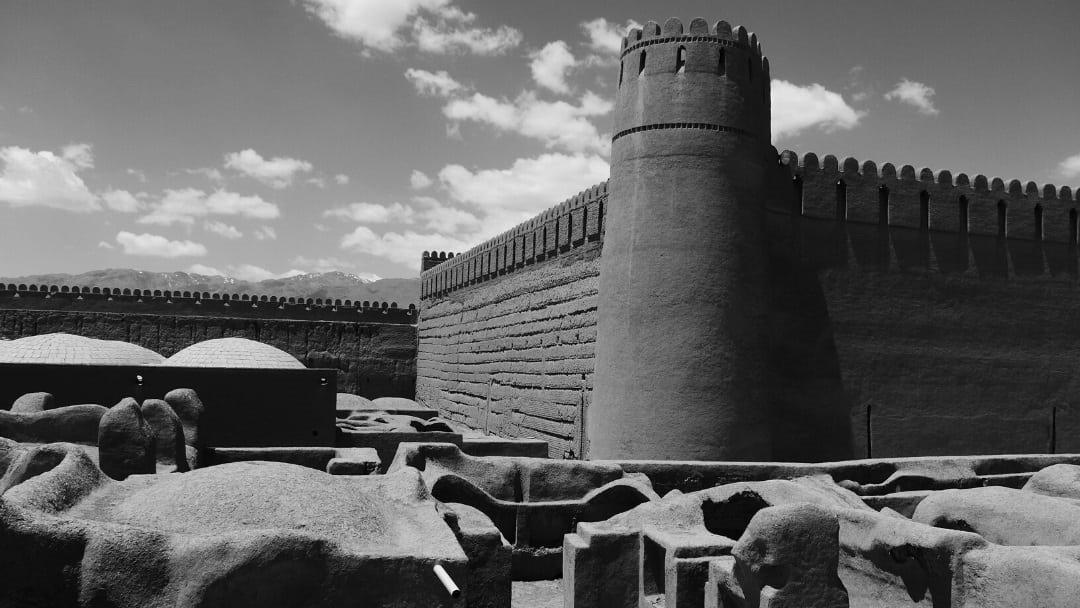 Rayen Citadel in Iran