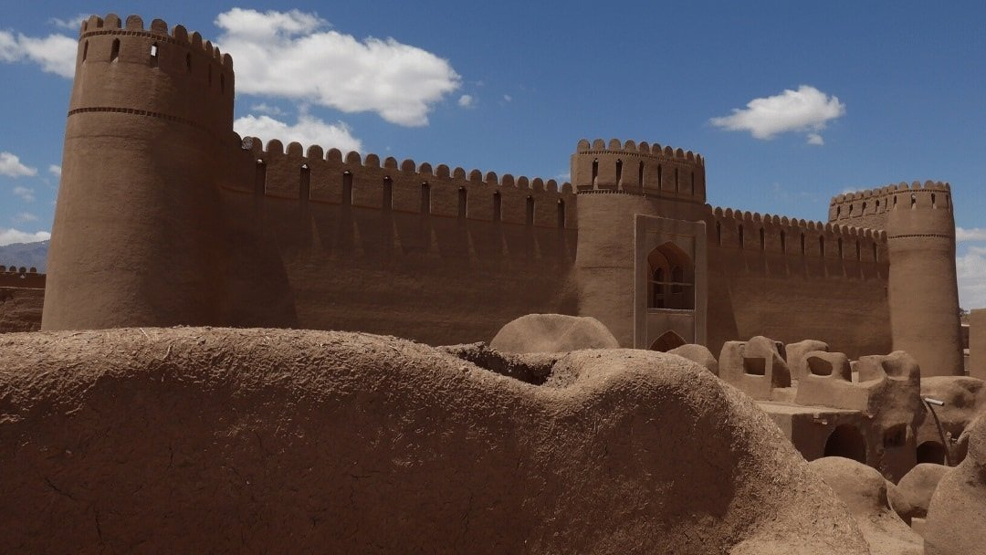 Rayen Citadel, Iran