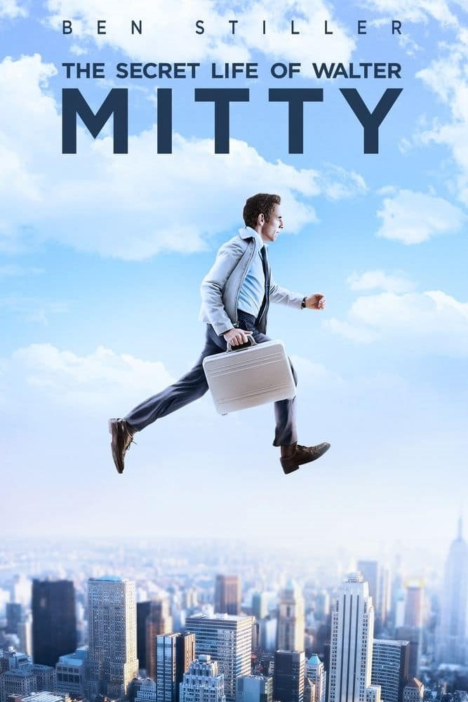 Movie poster for Secret Life of Walter Mitty