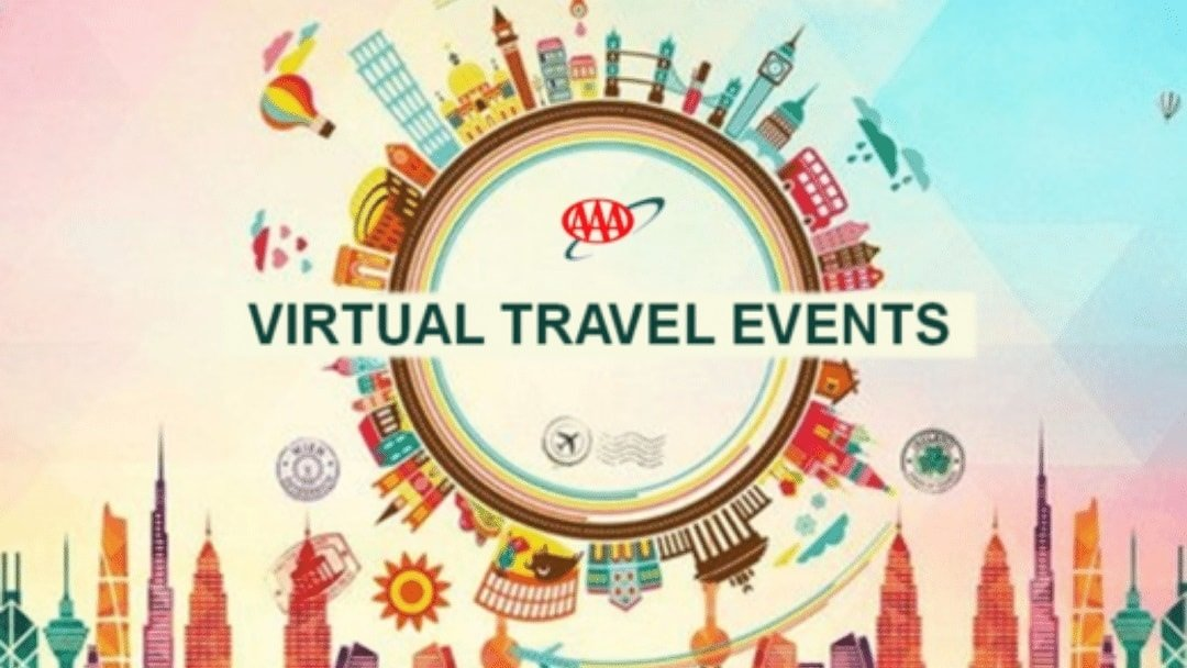 AAA Virtual Travel Events