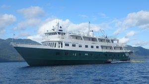 Alaska small UnCruise ship Wilderness Explorer