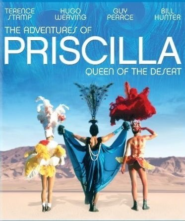 Priscilla Queen of the Desert movie poster