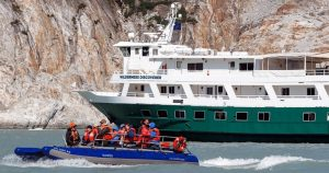 UnCruise boat Wilderness Discoverer